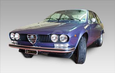 Alfa-Romeo Alfetta GT