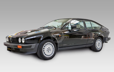 Alfa-Romeo Alfetta GTV6