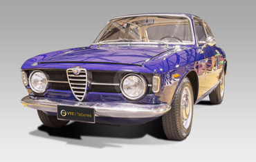 Alfa-Romeo GT 1300 Junior